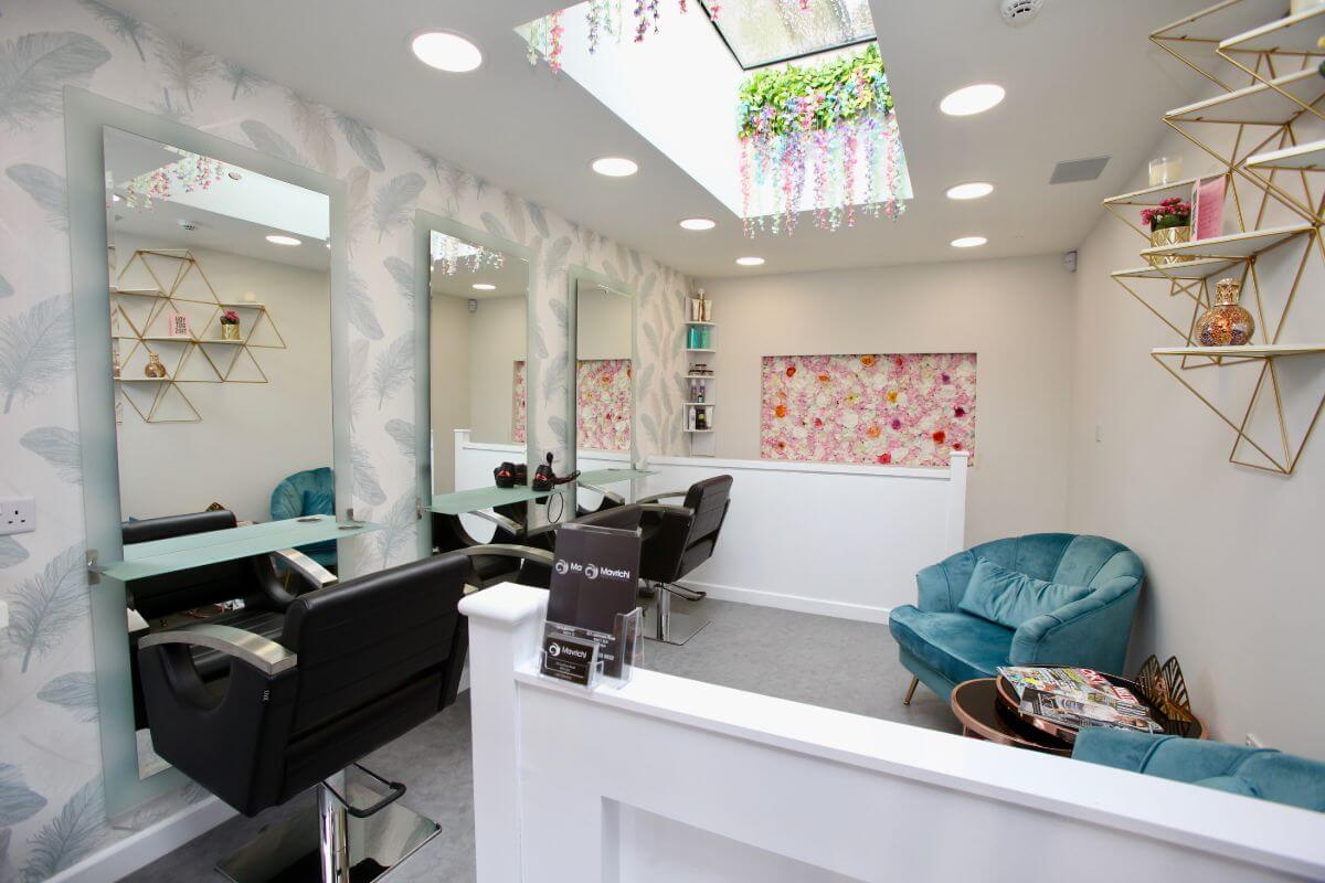 London hair salon