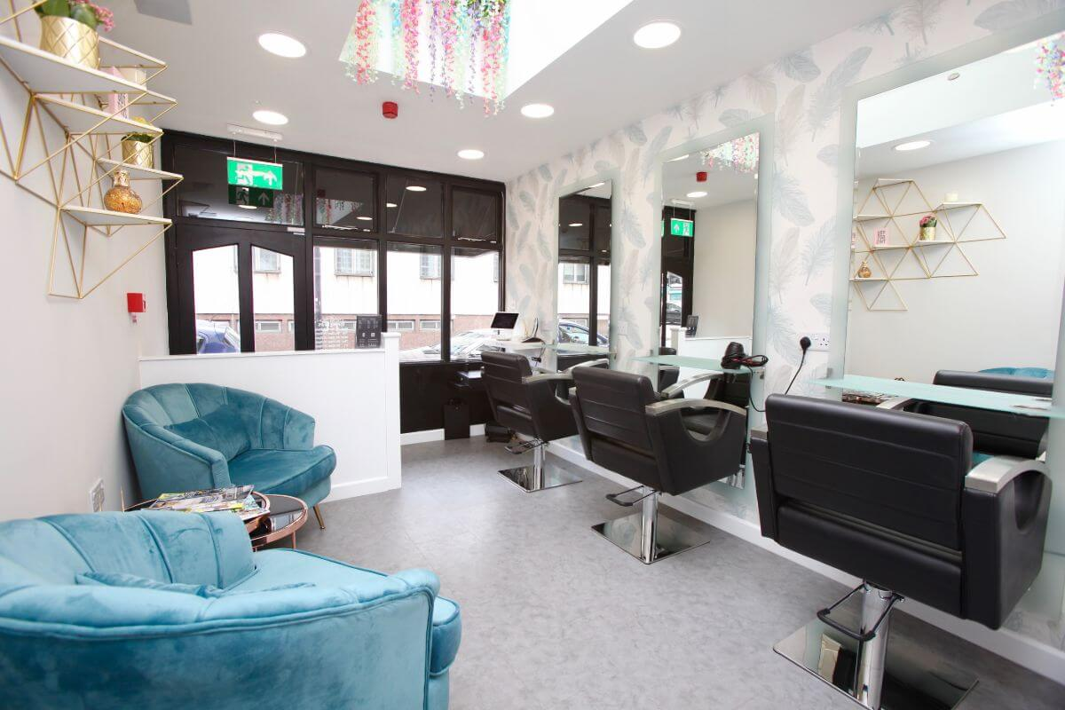 hair salons London